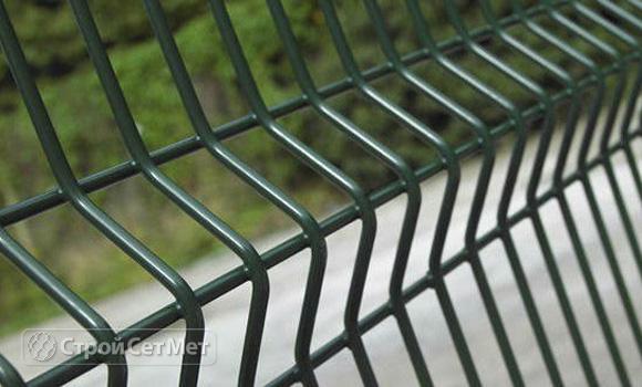 Забор из 3d, 3Д панелей фотографии фото под ключ с установкой под заказ купить в Минске