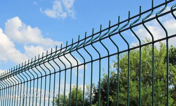 Фото 46. Забор из 3d, 3Д панелей фотографии фото под ключ с установкой под заказ купить в Минске
