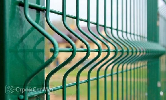 Фото 50. Забор из 3d, 3Д панелей фотографии фото под ключ с установкой под заказ купить в Минске