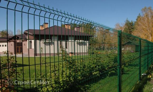 Фото 35. Забор 3d, сварной забор фотографии фото под ключ с установкой под заказ купить в Минске