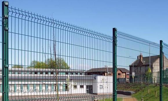Фото 47. Забор из 3d, 3Д панелей фотографии фото под ключ с установкой под заказ купить в Минске