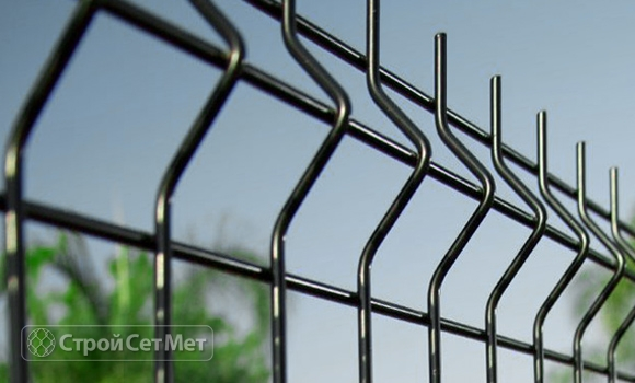 Фото 208. Забор из 3d, 3Д панелей c установкой и монтажом под ключ купить в Минске зеленый