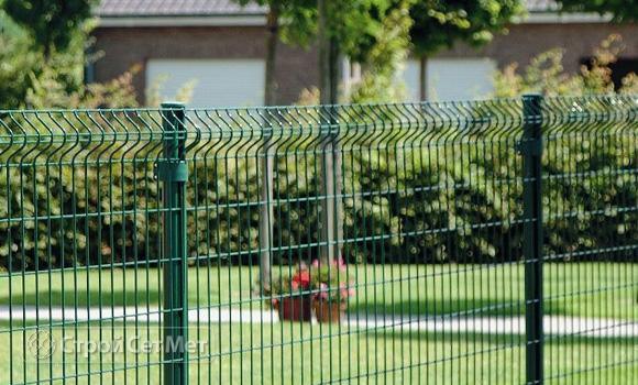 Фото 41. Забор из 3d, 3Д панелей фотографии фото под ключ с установкой под заказ купить в Минске